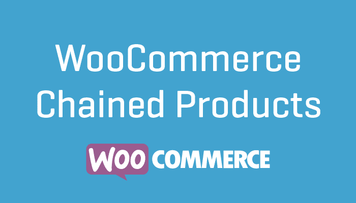 WooCommerce Chained Products Plugin Cheap Wordpress Extension