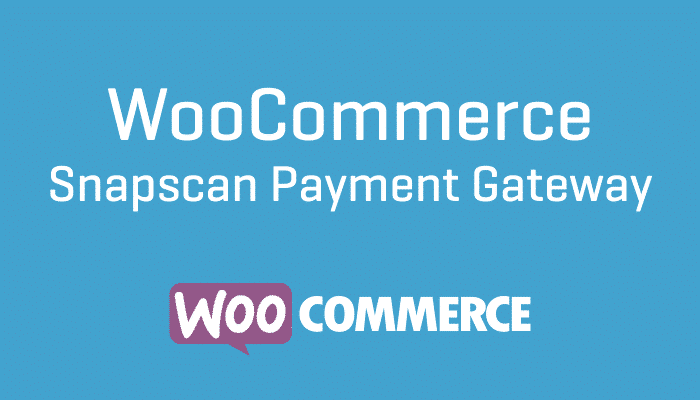 WooCommerce Snapscan Payment Gateway